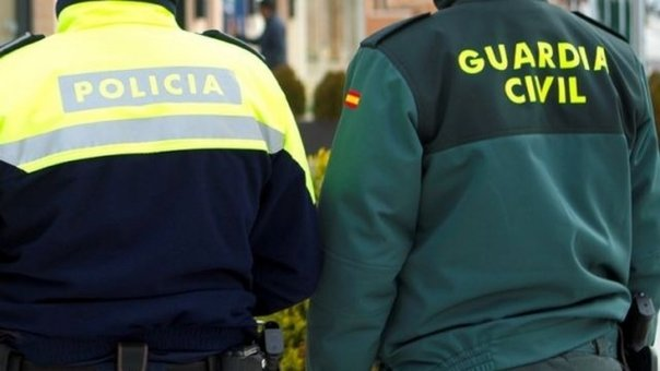 Policía Local y Guardia Civil.