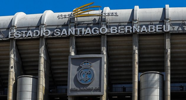 Estadio Santiago Bernabéu (Foto: Jesús Hellín / Europa Press).