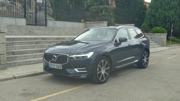 Volvo XC60 D4 AWD Aut. Inscription. Con espíritu protector