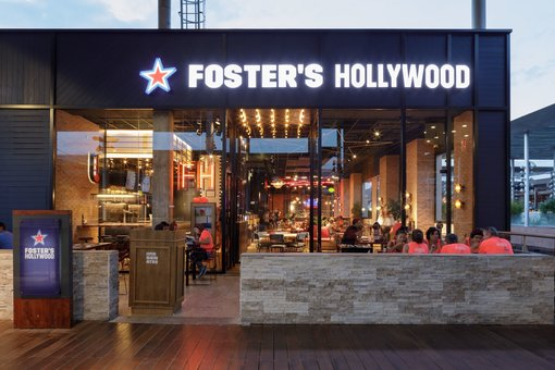 FOSTER´S HOLLYWOOD intensifica la experiencia en restaurante