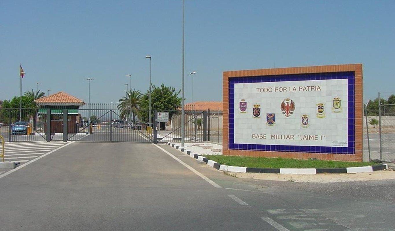 Base militar de Bétera