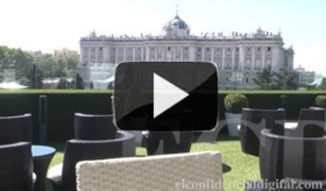 Las Mejores Vistas De Madrid Sin Salir De La Terraza Del Hotel