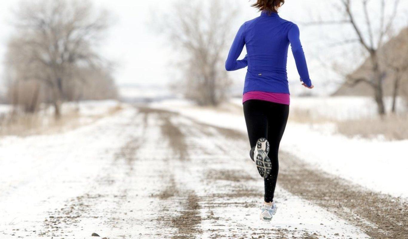 Resultado de imagen para correr en invierno