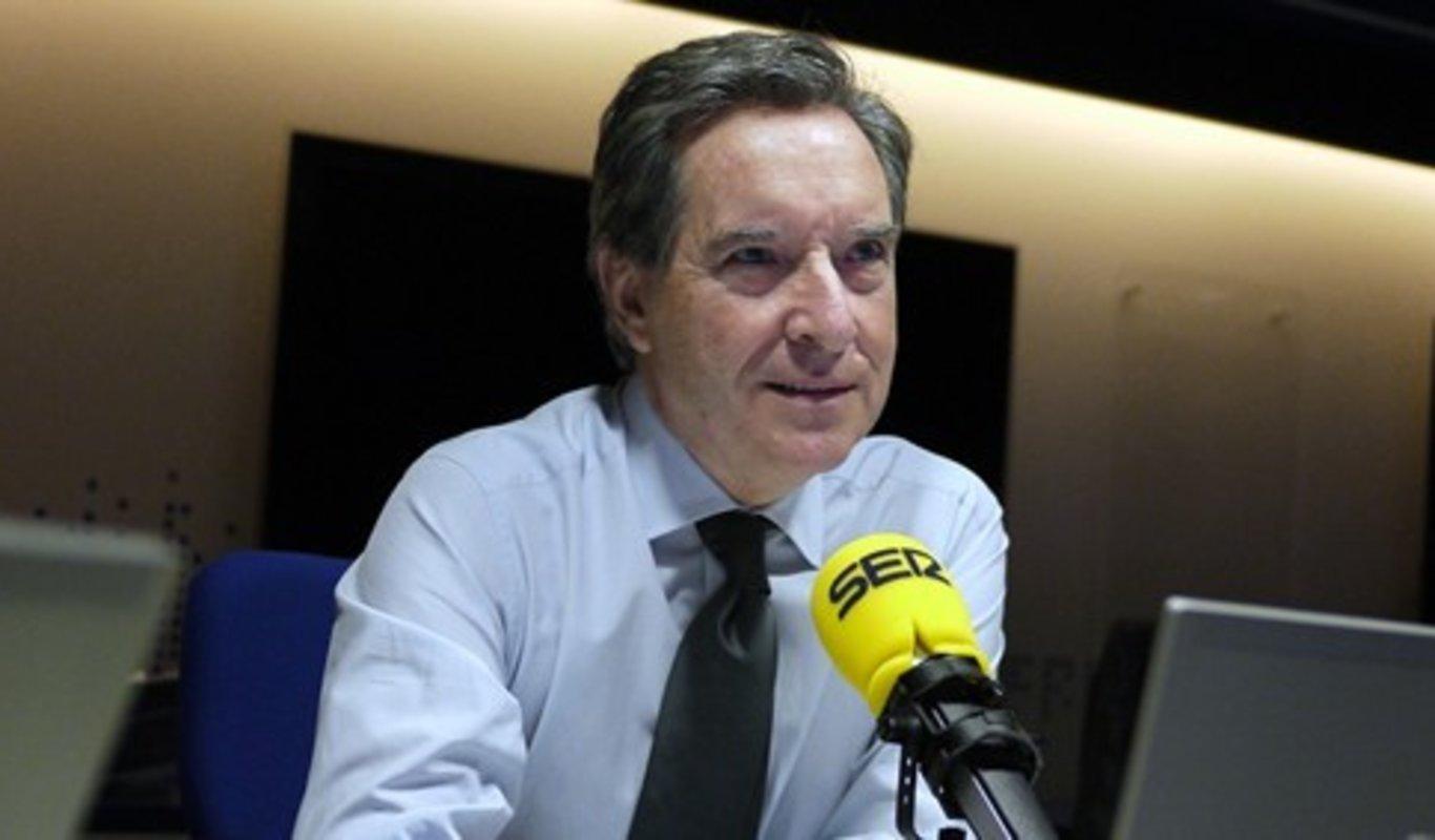 Iñaki Gabilondo entró en las quinielas del PSOE como ministro de Cultura