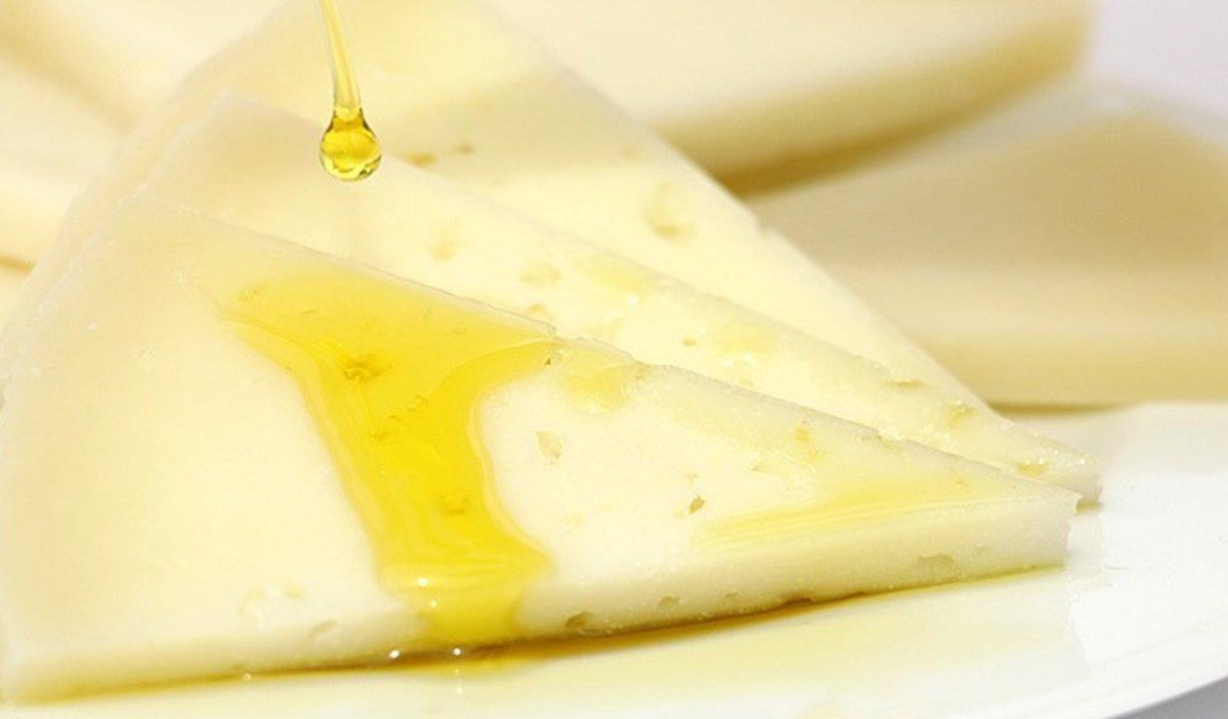 Resultado de imagen para queso con aceite