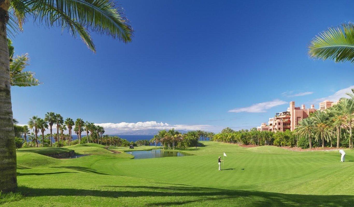 Golf en Cuba