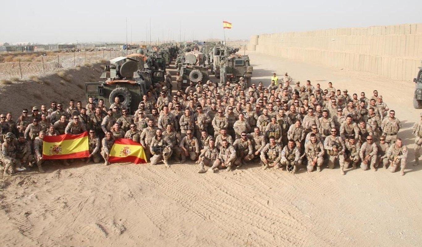 Está El Ejército En Demasiadas Misiones Internacionales
