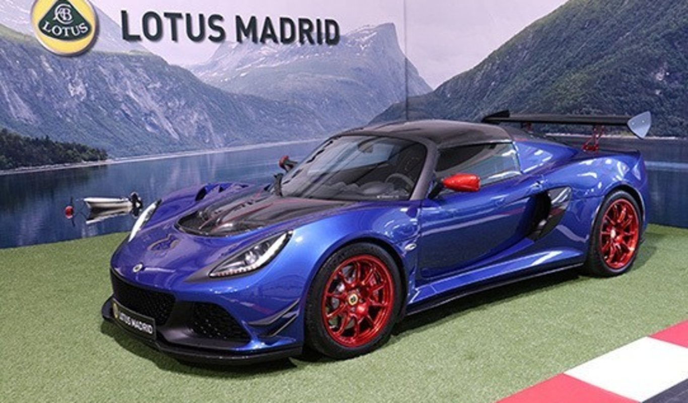Lotus Madrid
