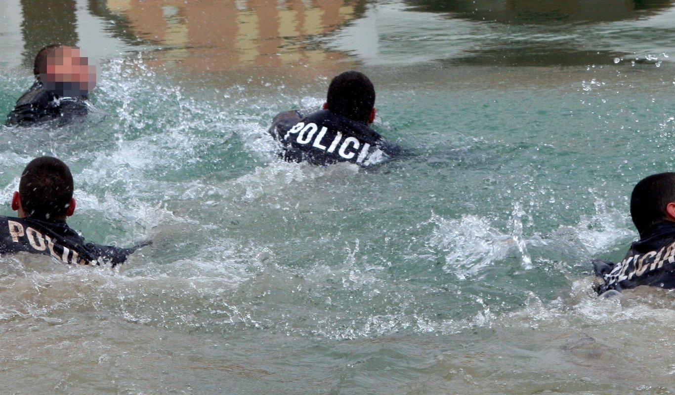 Atresmedia Studios y Amazon graban el proceso por el que un policía se convierte en GEO