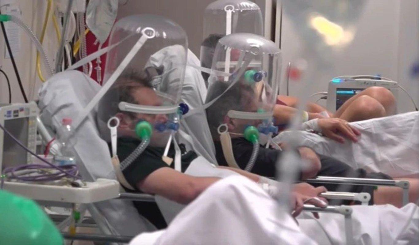 Tratamiento con óxido nítrico ante el COVID que también ayudó en la batalla ante el SARS