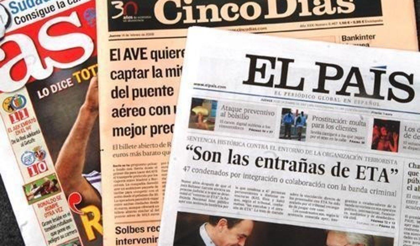 Los quiosqueros de Madrid pierden 1.500 euros al mes tras la huelga de distribución