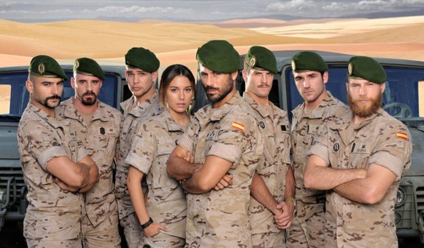 Los militares reciben con rechazo la serie de Telecinco sobre la ... 3fc4331f92c