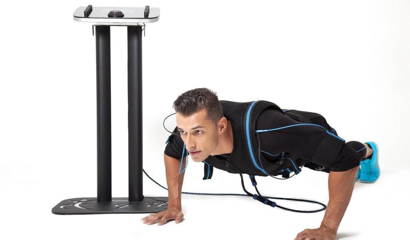 Bajar de peso con electroestimulacion