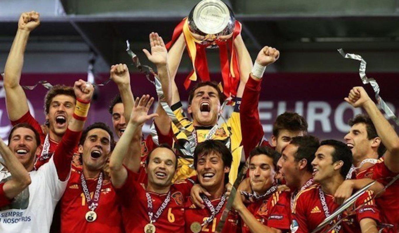 Spanien Em