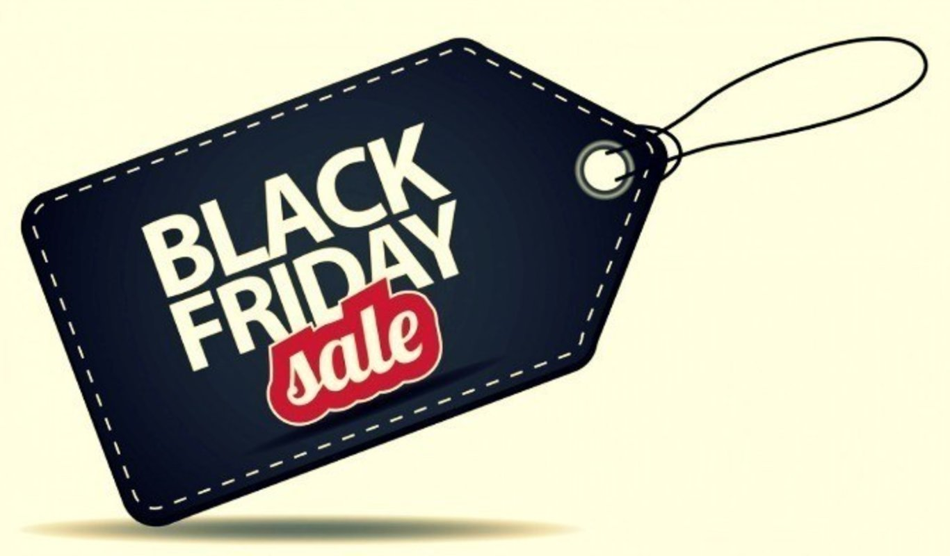 Descuentos del Black Friday.