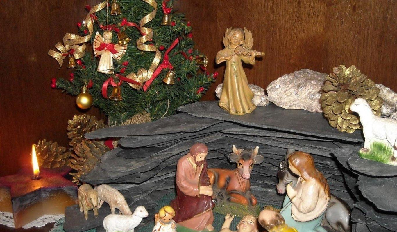 rbol de Navidad o Beln
