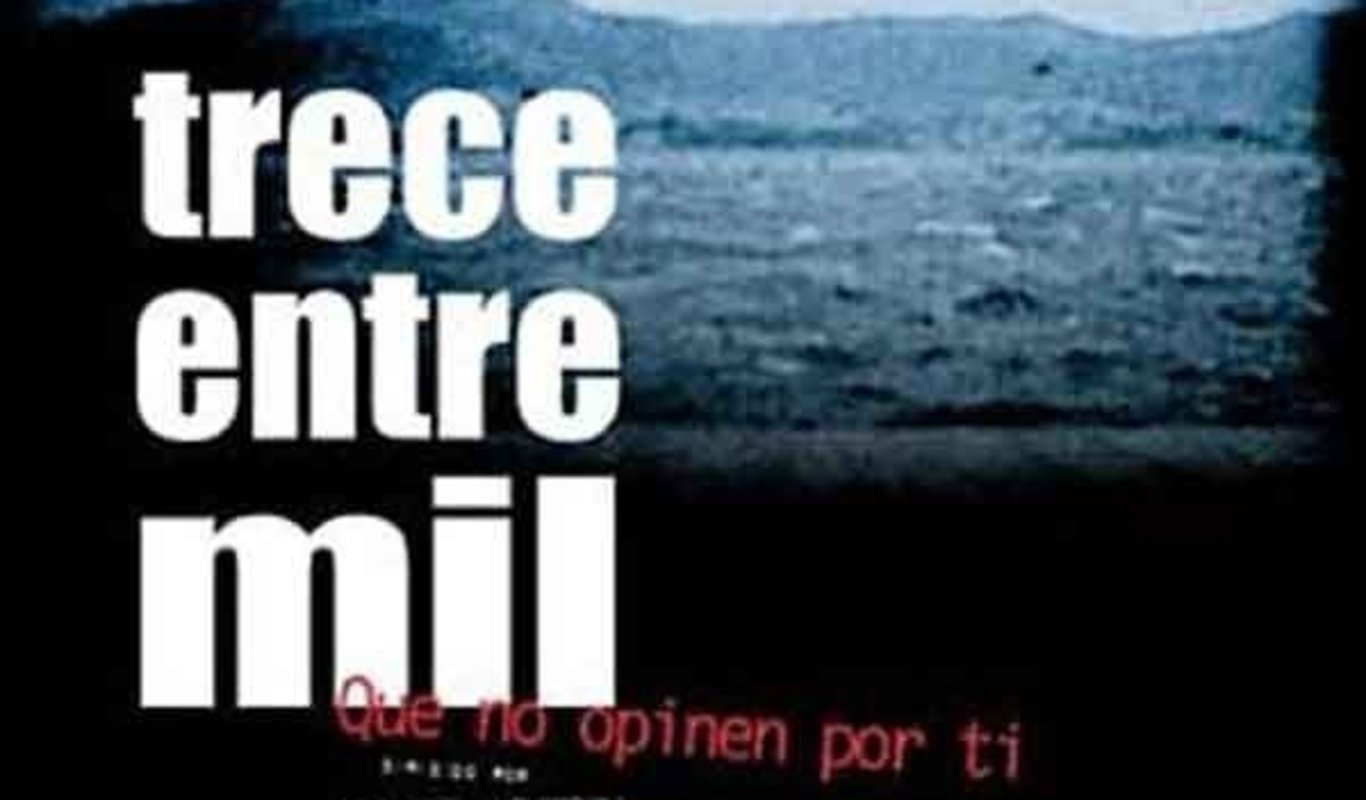 Documental 'Trece entre mil'.