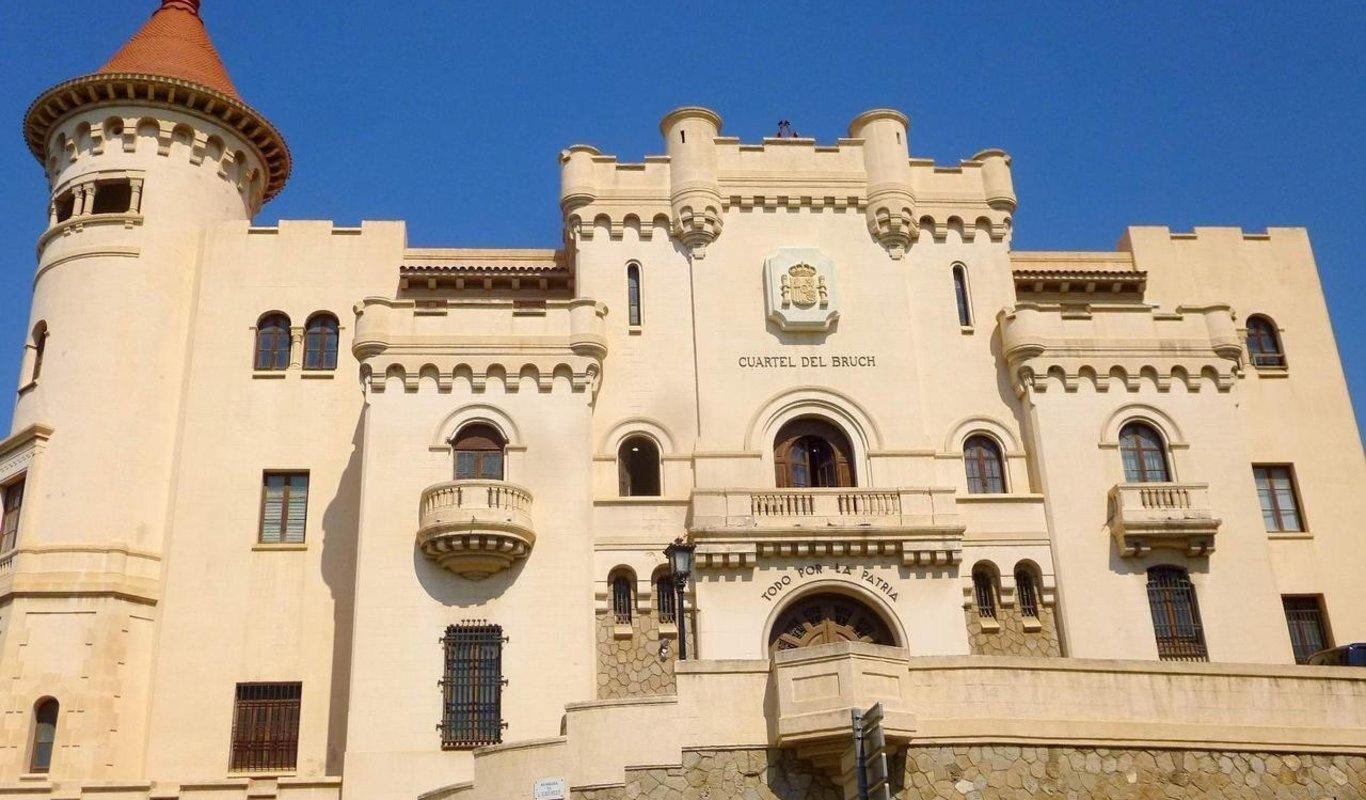 Cuartel de El Bruc (Barcelona).