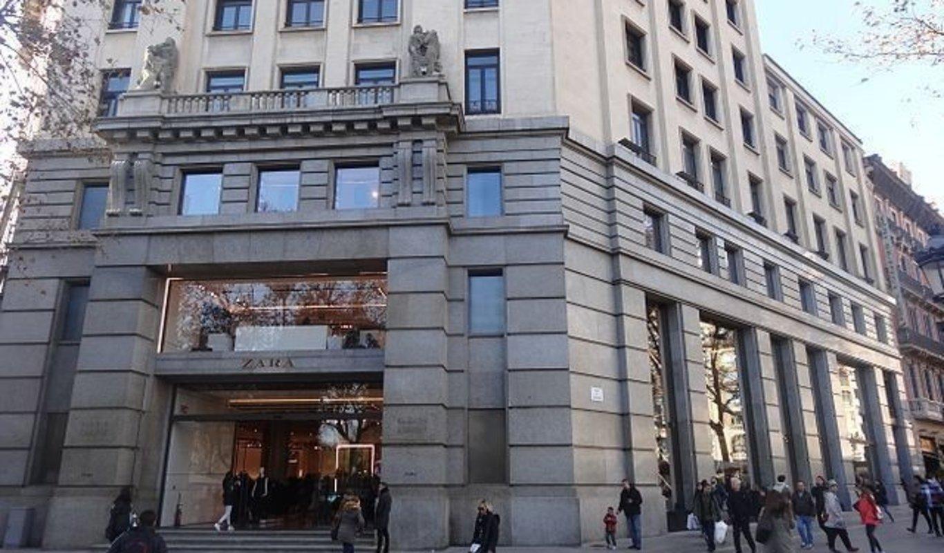 ed711db91 Zara da marcha atrás y renuncia a aprovechar el cierre de El Corte ...
