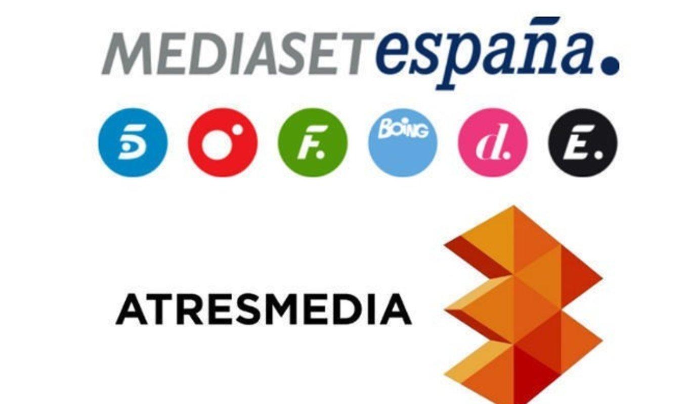 Mediaset Espana Y Atresmedia