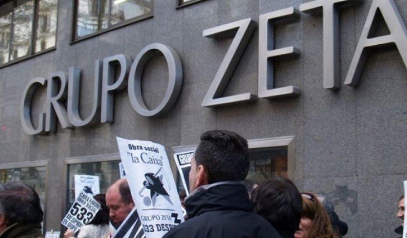 Desconcierto en el Grupo Zeta días antes del desembarco de Prensa Ibérica