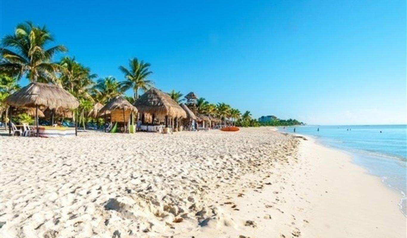 Resultado de imagen para playa del carmen