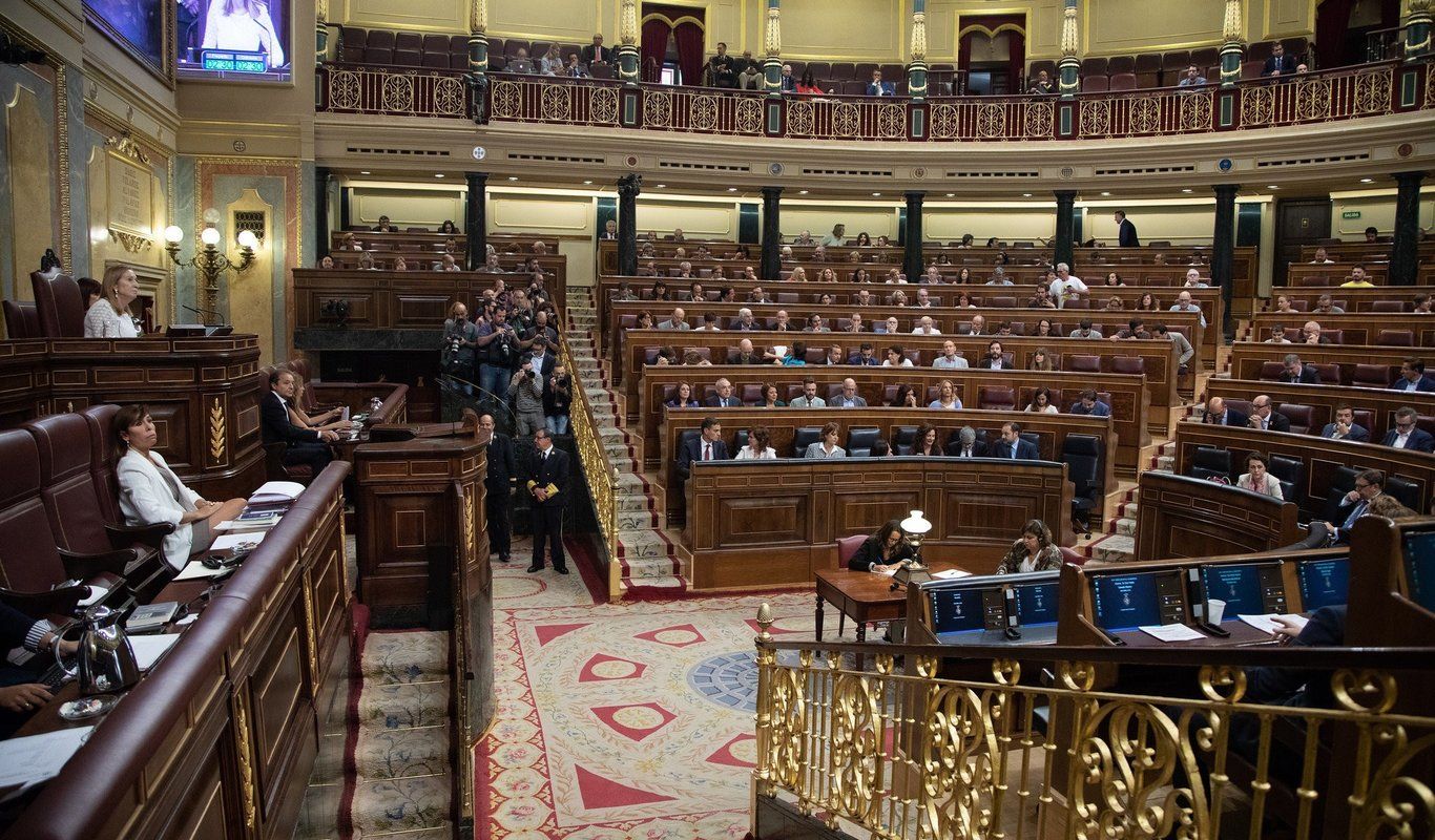 El Congreso español aprueba la exhumación de los restos del dictador Franco