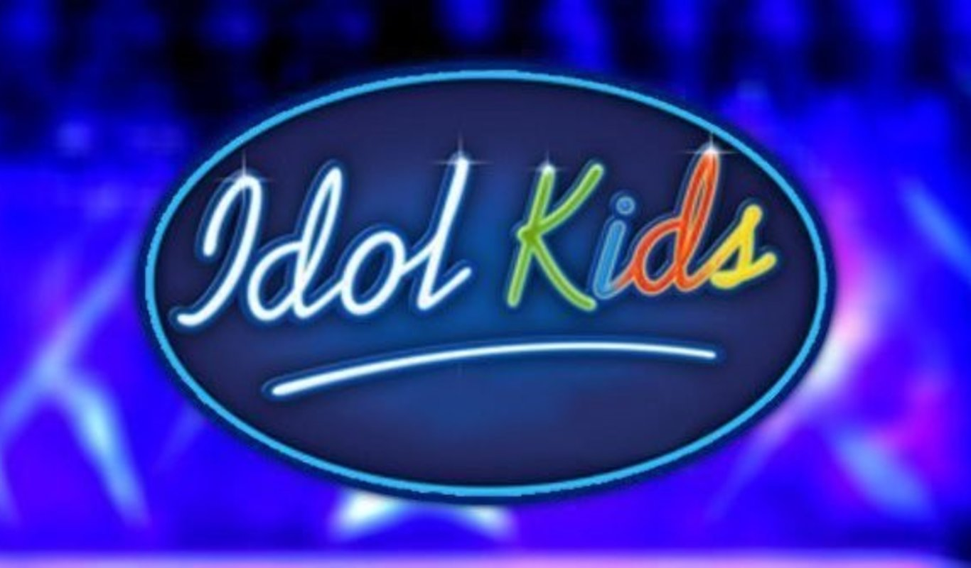 Logo de 'Idol Kids'.