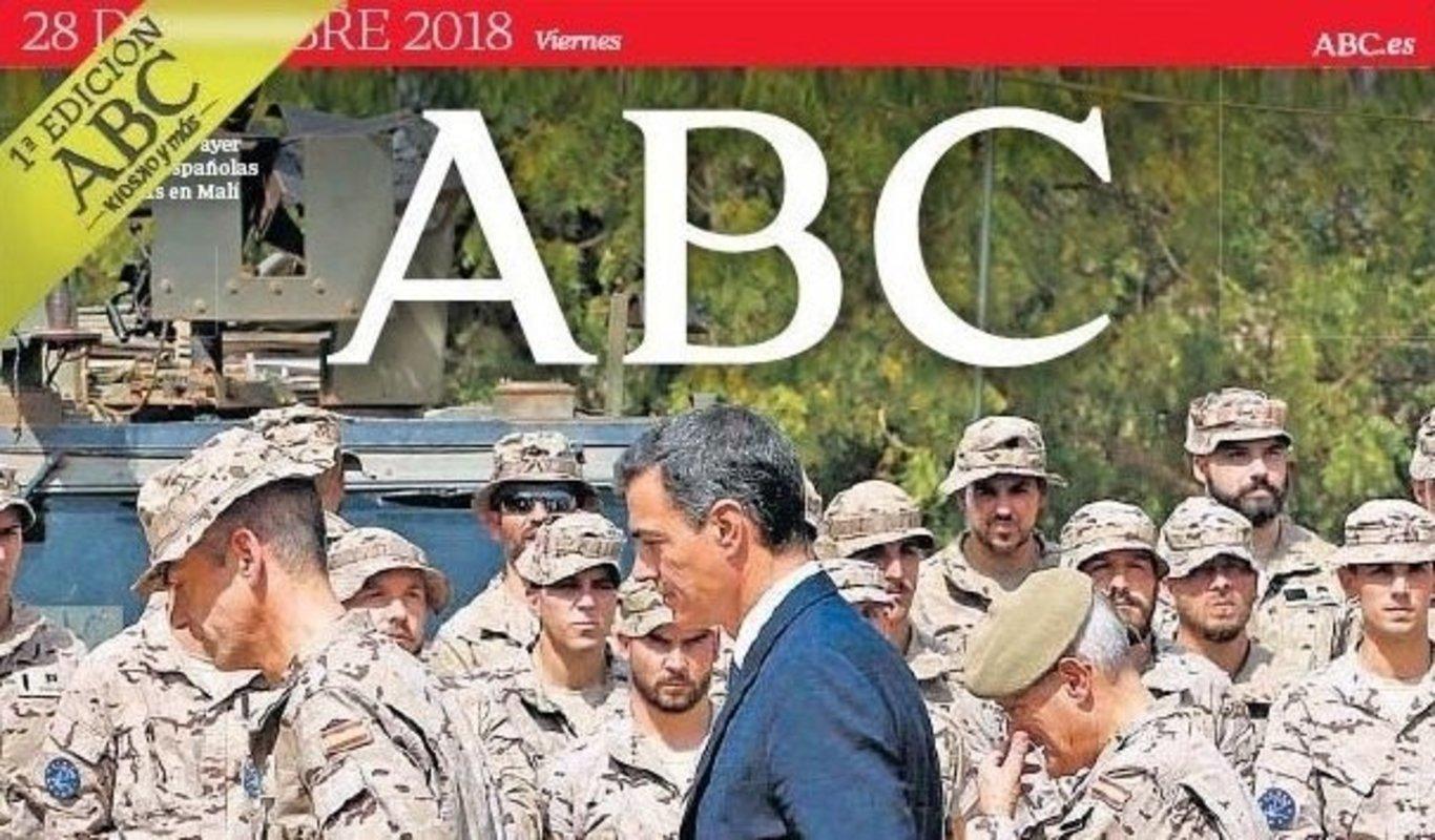 ABC nombra jefe de opinión a Álvaro Martínez