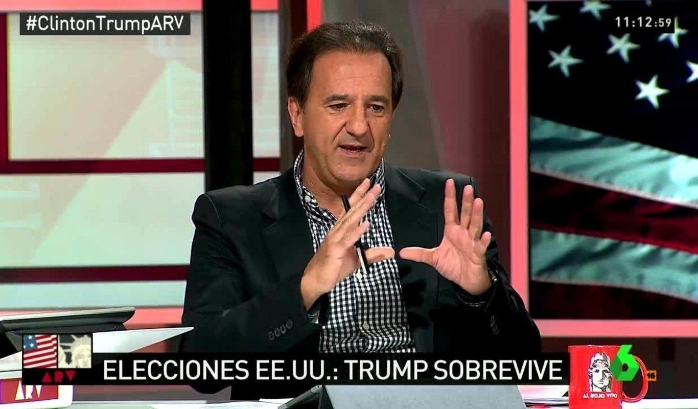 José Miguel Contreras abandona la producción ejecutiva de `El Intermedio`