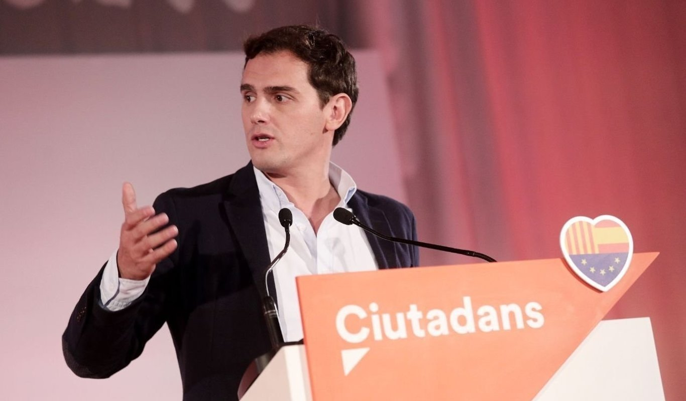 Albert Rivera.