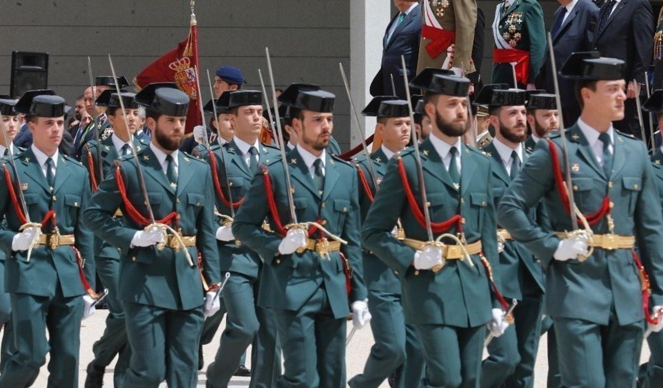 Academia de Oficiales de la Guardia Civil.
