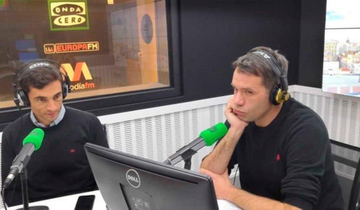 Rubén Amón dirigirá la tertulia taurina de Onda Cero