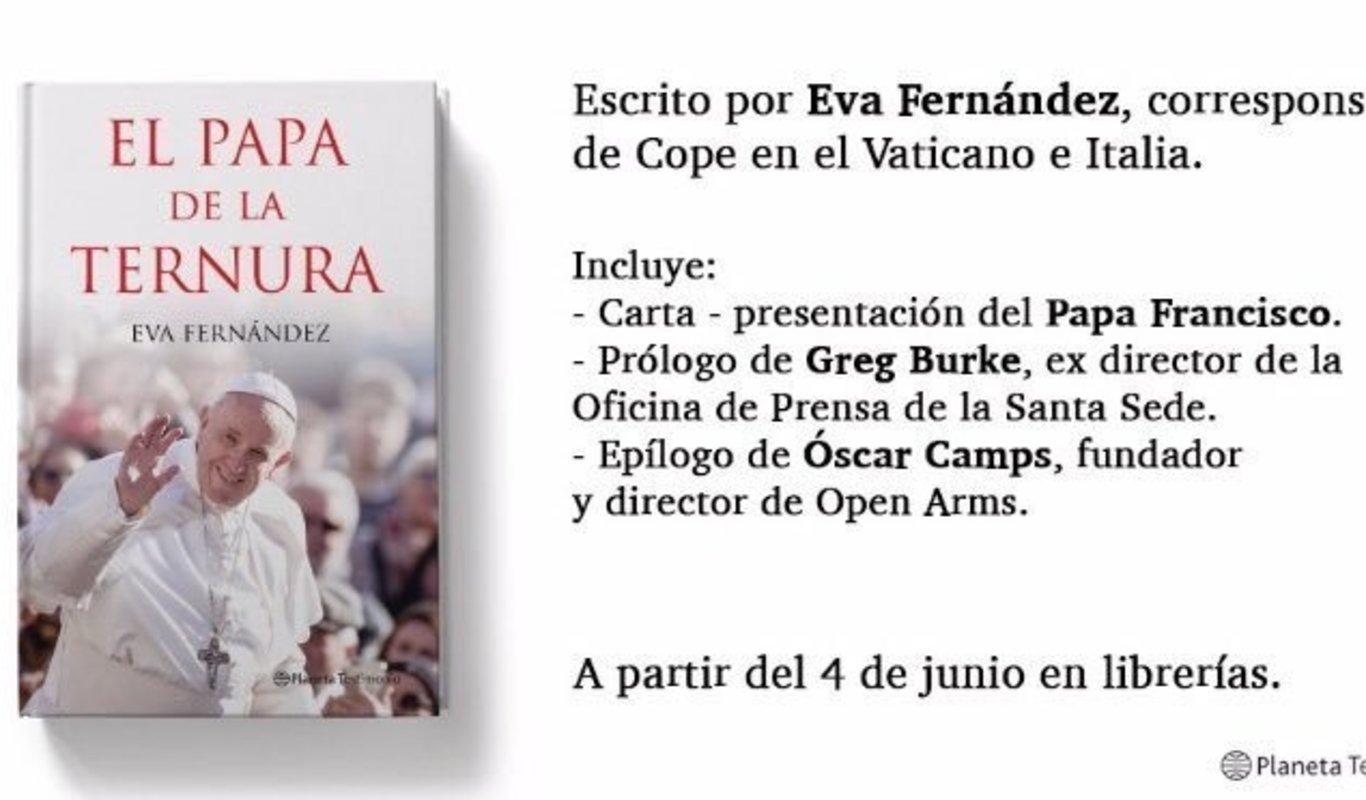 A la corresponsal de COPE en el Vaticano, Eva Fernández