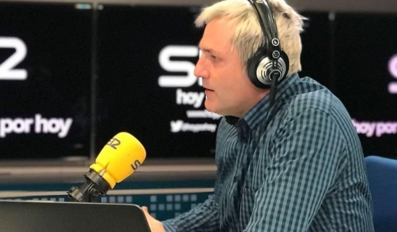 Santiago Cañizares abandona la SER y ficha por COPE