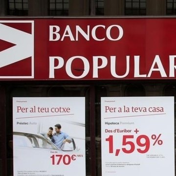 Movimientos en el Banco Popular. Credit Mutuel y Allianz se pasan al 'bando mexicano'