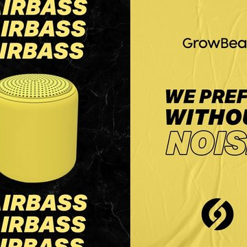 "Growbeats, auriculares inalámbricos ""Made in Spain"""