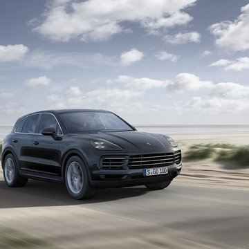 Porsche Cayenne. No renuncies a nada
