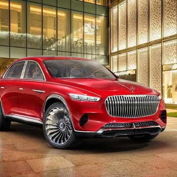 Vision Mercedes-Maybach Ultimate Luxury. Otra dimensión