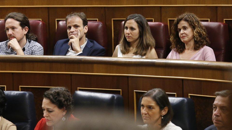 España de vuelta a las urnas; Rey no presentó candidato a presidente
