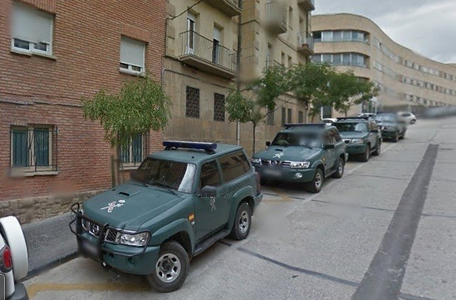 Viviendas oficiales de la Guardia Civil 'pirateaban' el gas de una casa vecina