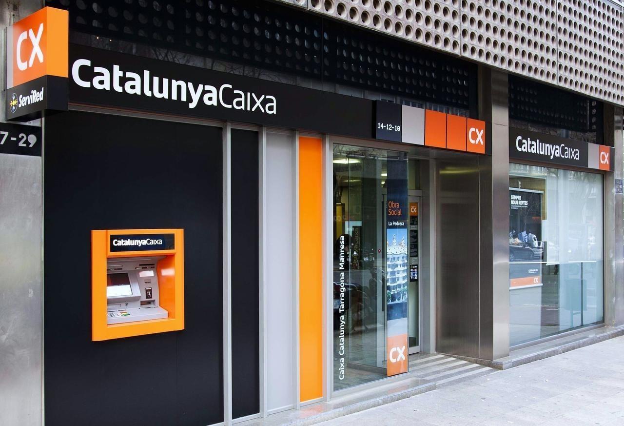 El precio de la reconversi n de las cajas de ahorros 41 for Caixa de catalunya oficinas