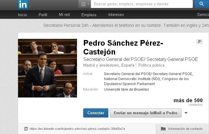 Pedro Sánchez sigue siendo secretario general