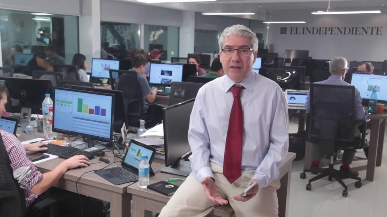 El Independiente pierde otros tres periodistas 'senior' y asciende a becarios