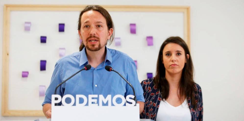Pablo Iglesias no abandona su despacho en Podemos a pesar de su trabajo como Vicepresidente