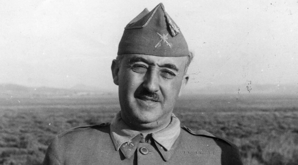 Francisco Franco.