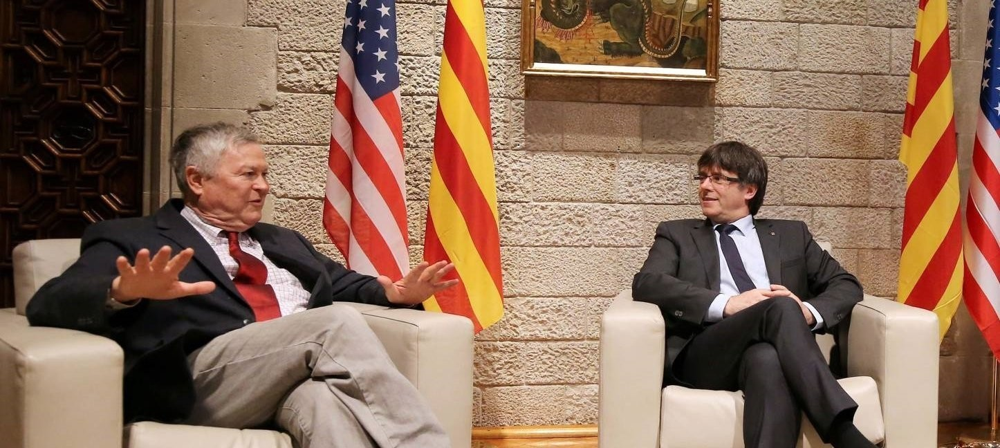 El independentismo catalán pierde un escaño en Estados Unidos