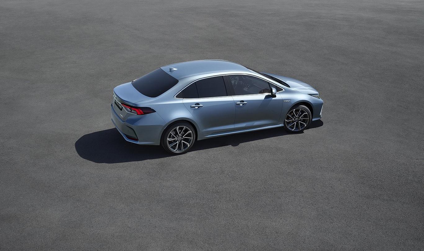 Nuevo Toyota Corolla Sedán 2019: la berlina de Toyota