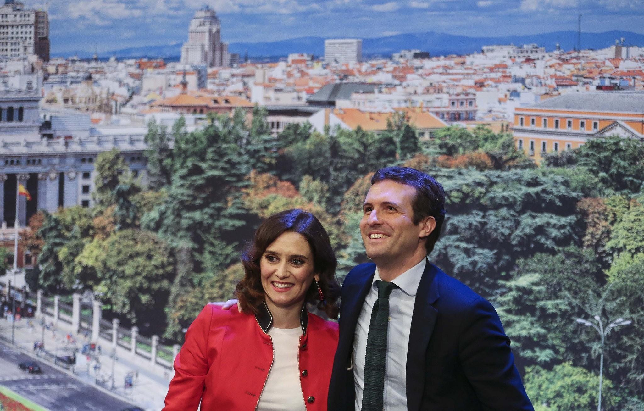 pablo casado plan díaz ayuso presidenta madrid