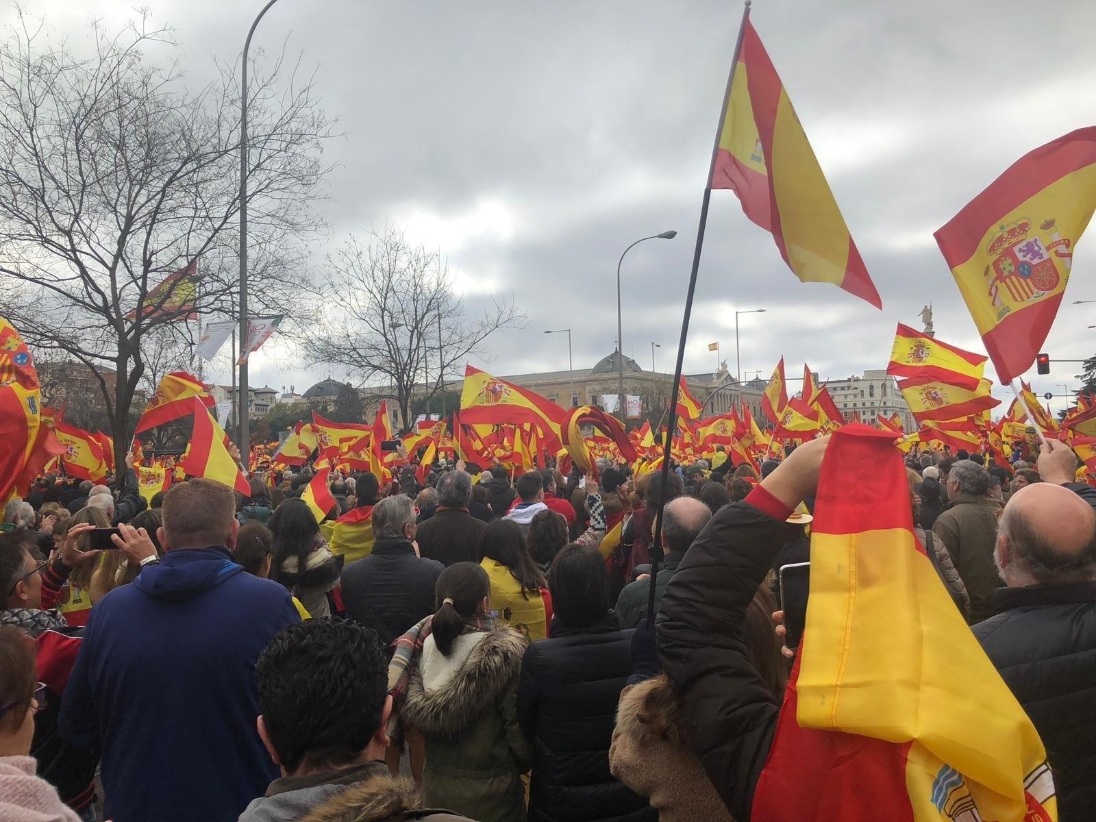 ¿A qué juega el nacionalismo español?